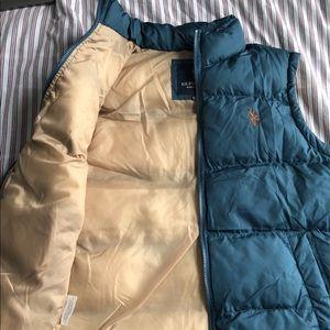 U.S. Polo Assn. Jackets & Coats - VINTAGE POLO VEST | RARE COLORWAY